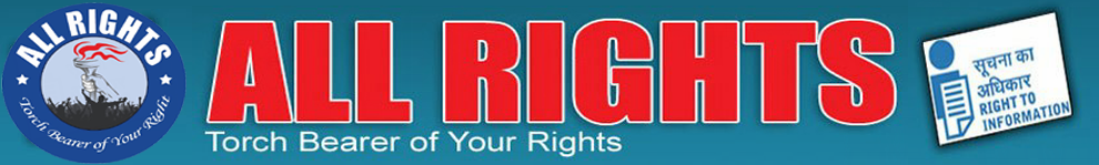 All Rights | Torch Bearer of Your Right